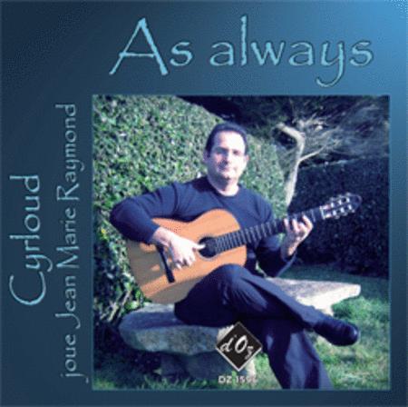 CYRLOUD / As Always (compositions de J.M. Raymond)