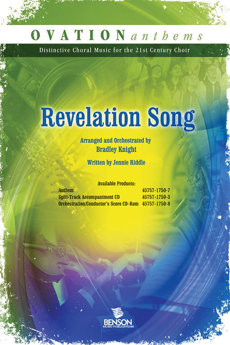 Revelation Song (Split Track Accompaniment CD)