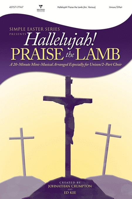 Hallelujah Praise The Lamb (CD Preview Pack)