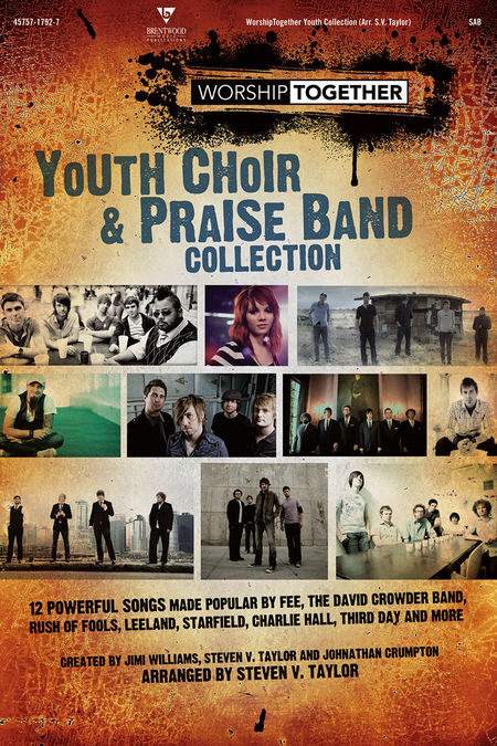 The Worship Together Youth Collection (Praise Band Charts-CD-ROM)