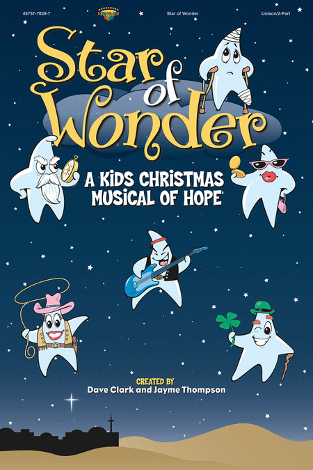 Star Of Wonder (Choral Book)