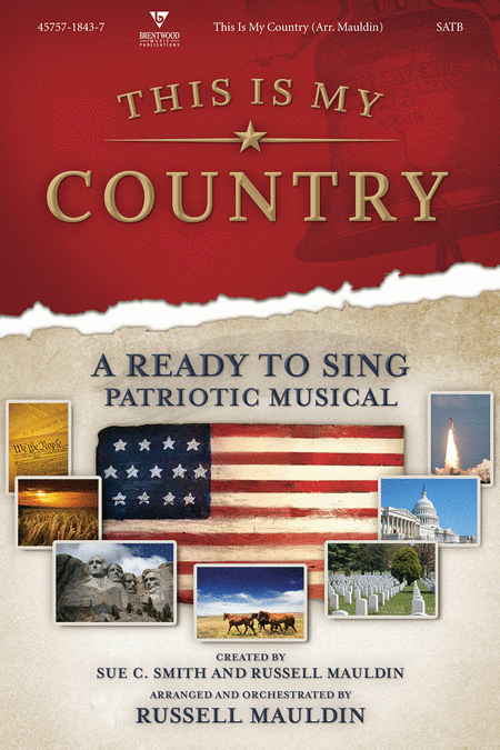 This Is My Country (CD Preview Pack)