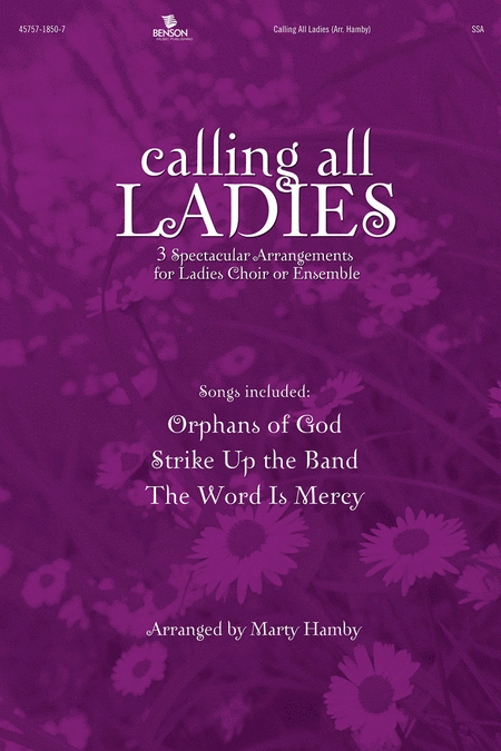 Calling All Ladies (CD Preview Pack)