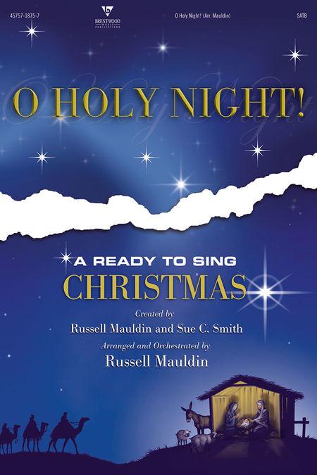 O Holy Night (DVD Split Track)