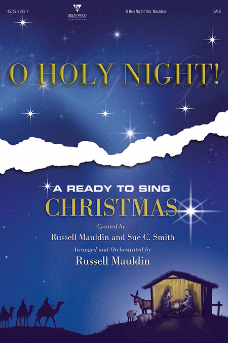 O Holy Night (Choral Book)