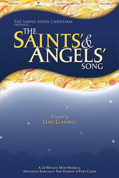 The Saints' and Angels' Song (Split Track Accompaniment CD)