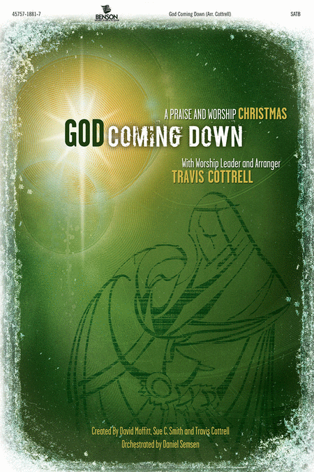 God Coming Down (CD Preview Pack)