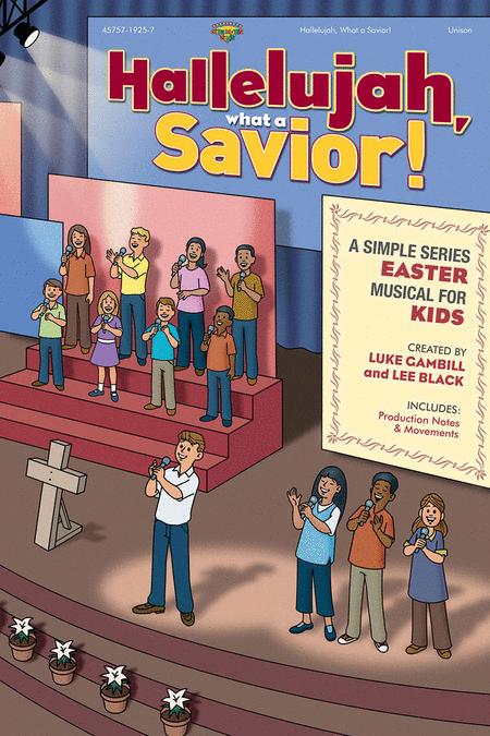 Hallelujah, What A Savior! (Listening CD)