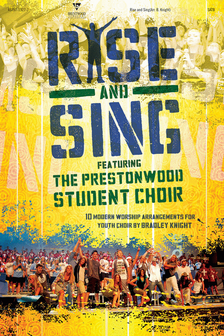 Rise and Sing (CD Preview Pack)