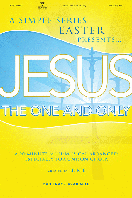 Jesus, The One and Only (CD Preview Pack)