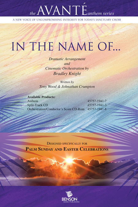 In The Name Of... (Orchestra Parts and Conductor's Score CD-ROM)