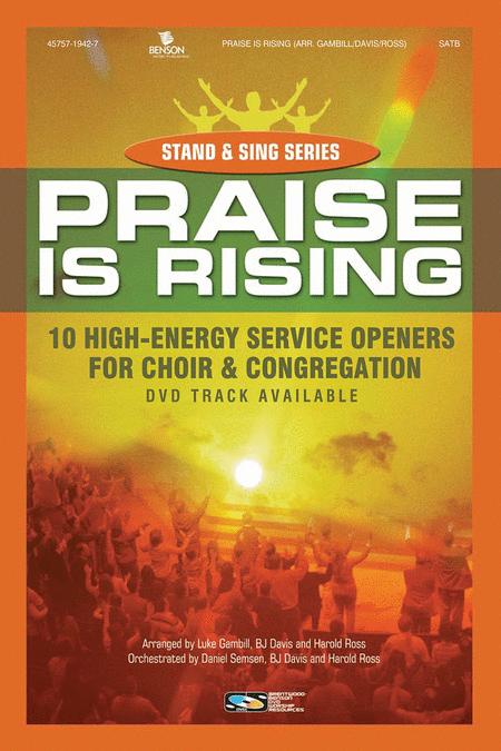 Praise Is Rising (DVD Split Track)