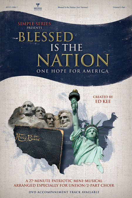 Blessed Is The Nation (CD Preview Pack)