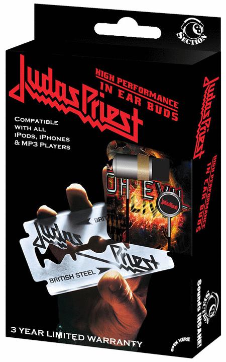 Judas Priest - In-Ear Buds