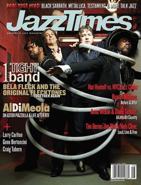 Jazz Times Magazine - July/Aug 2011