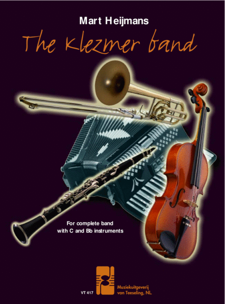The Klezmer band - for complete band ! C &Bb
