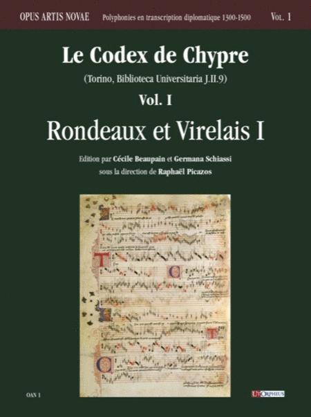 Le Codex de Chypre (Torino, Biblioteca Universitaria J.II.9)
