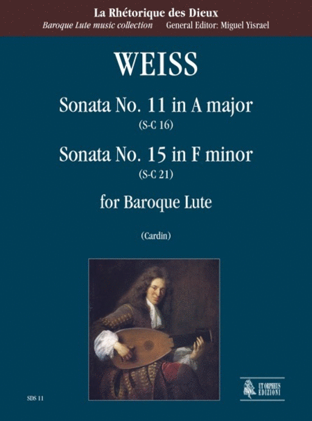 Sonata No. 11 in A Major (S-C 16) - Sonata No. 15 in F Minor (S-C 21)