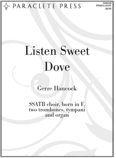 Listen Sweet Dove