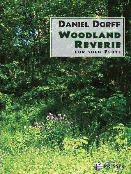 Woodland Reverie for solo flute