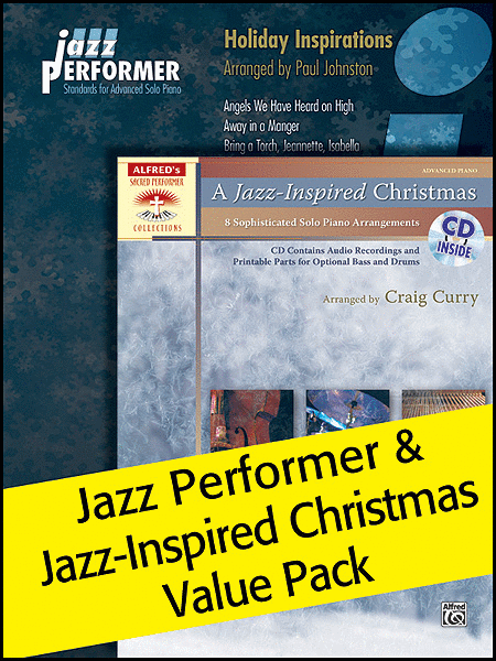 Holiday Jazz (Value Pack)