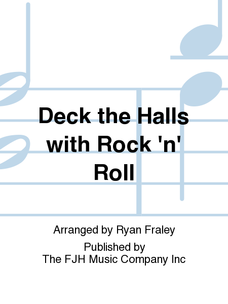 Deck the Halls with Rock 'n' Roll