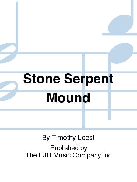 Stone Serpent Mound