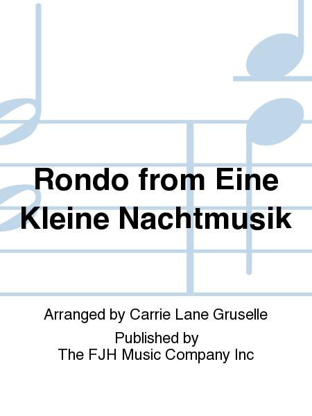 Rondo from Eine Kleine Nachtmusik