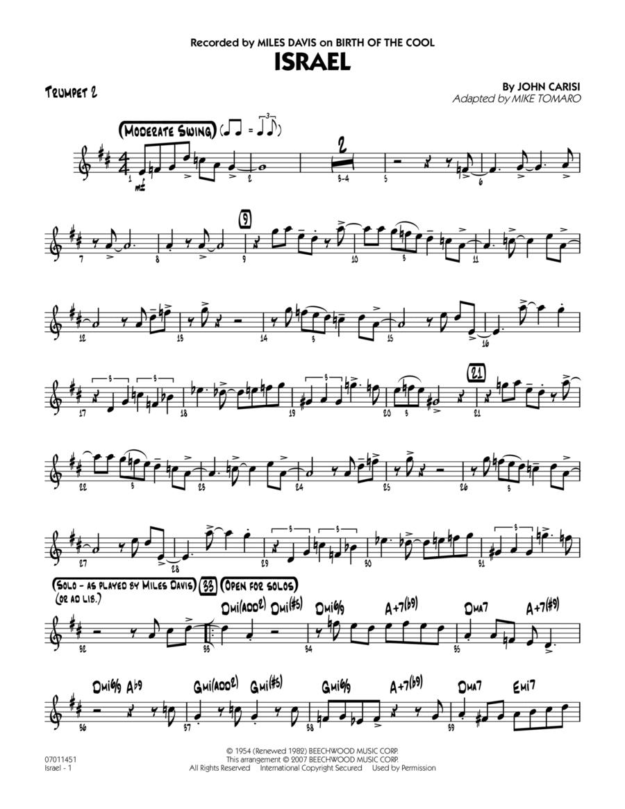 Israel - Trumpet 2