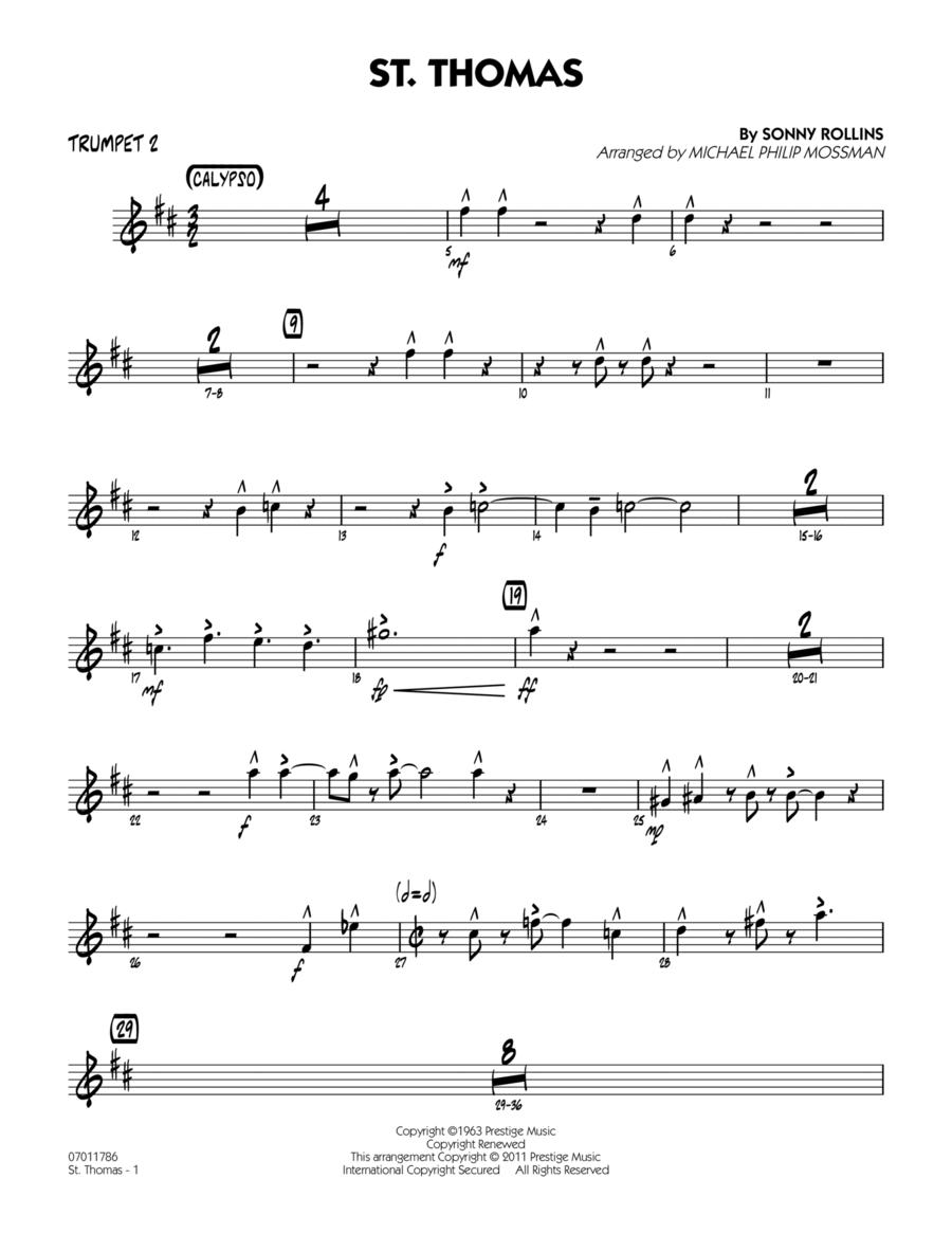 St. Thomas - Trumpet 2