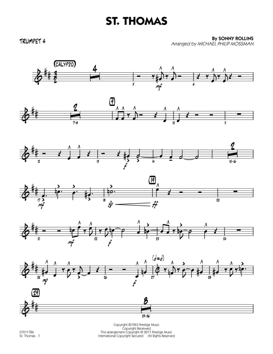 St. Thomas - Trumpet 4