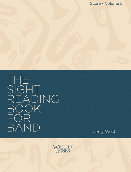 Sight Reading Book for Band, Vol. 2