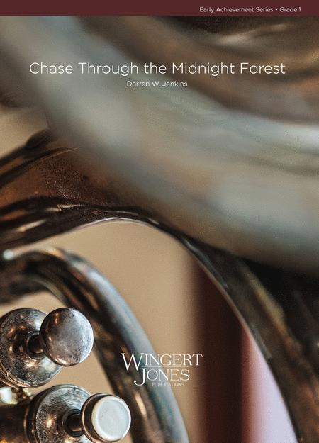 Chase Through the Midnight Forest