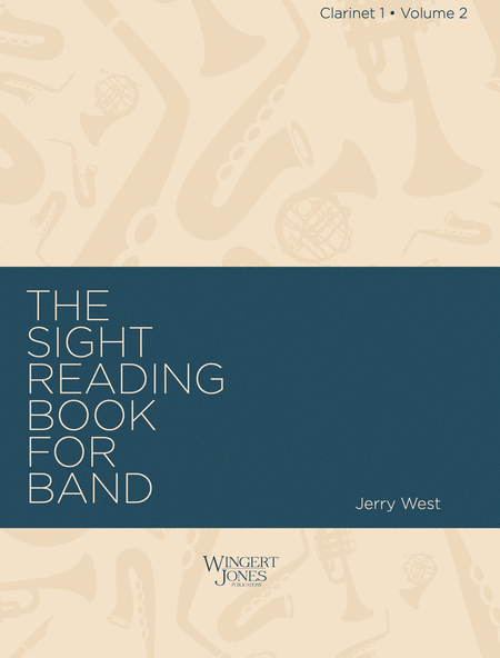 Sight Reading Book for Band, Vol. 2 - Clarinet 1