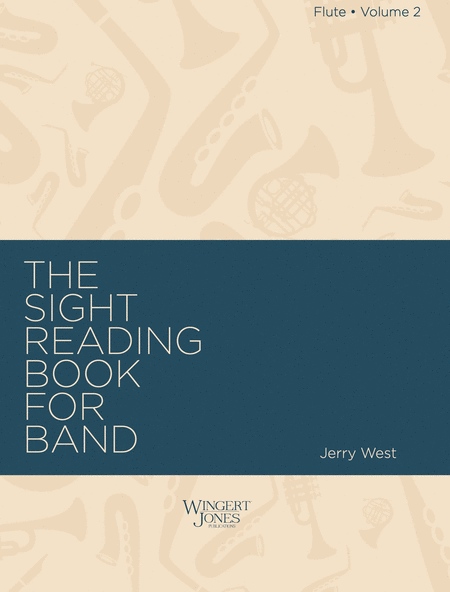 Sight Reading Book for Band, Vol. 2 - Flute