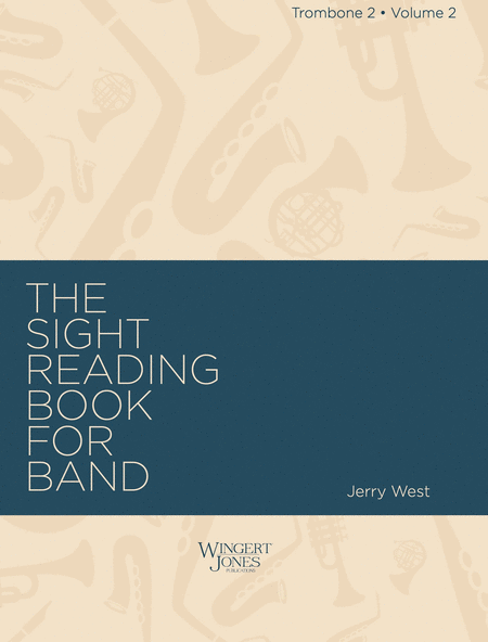 Sight Reading Book for Band, Vol. 2 - Trombone 2