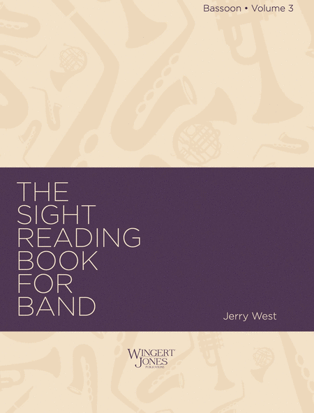 Sight Reading Book for Band, Vol. 3 - Bassoon