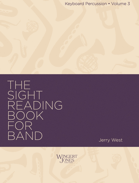 Sight Reading Book for Band, Vol. 3 - Keyboard Percussion