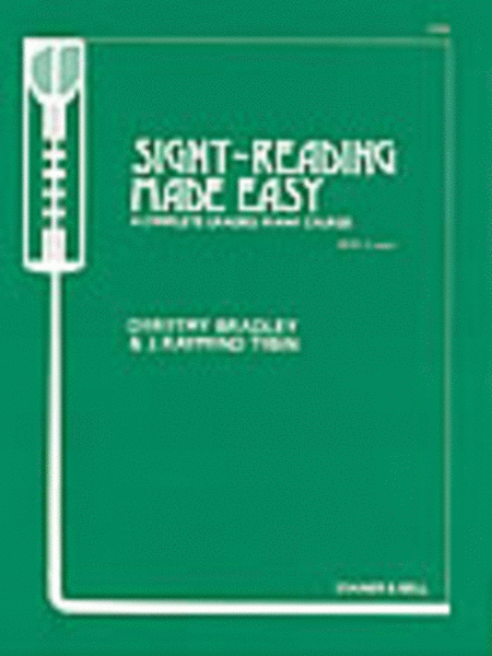 Sight-Reading made Easy - Book 4 - Lower