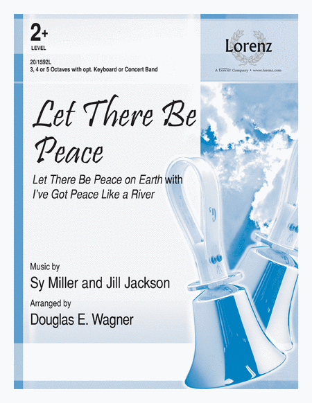 Let There Be Peace - Handbell Part