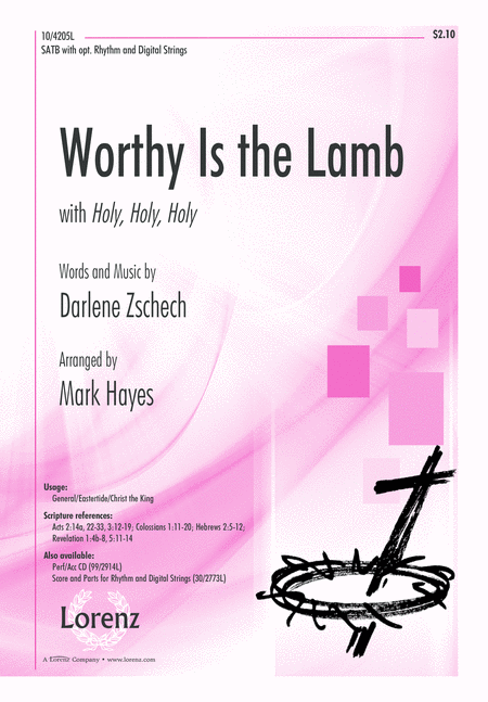 Worthy Is the Lamb with