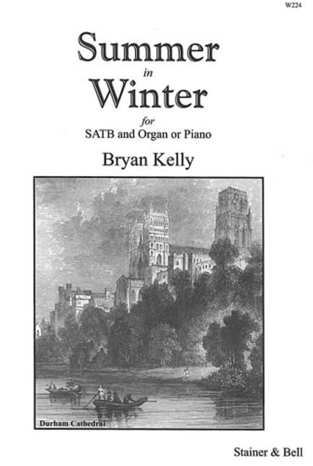 Summer in Winter (SATB & Organ or Piano)