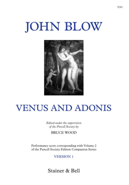 Venus & Adonis. Version 1 (Performance Score)