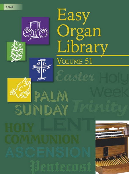 Easy Organ Library, Vol. 51