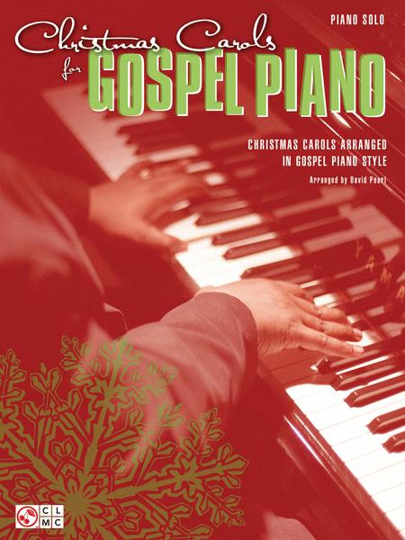 Christmas Carols for Gospel Piano