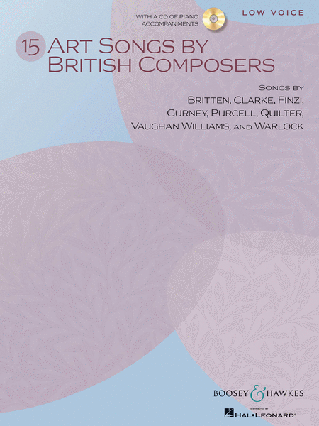 15 Art Songs by British Composers
