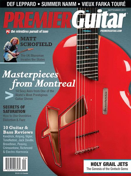 Premier Guitar Magazine - September 2011