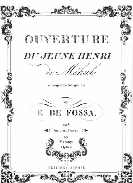 Overture La Chasse/J.Henri