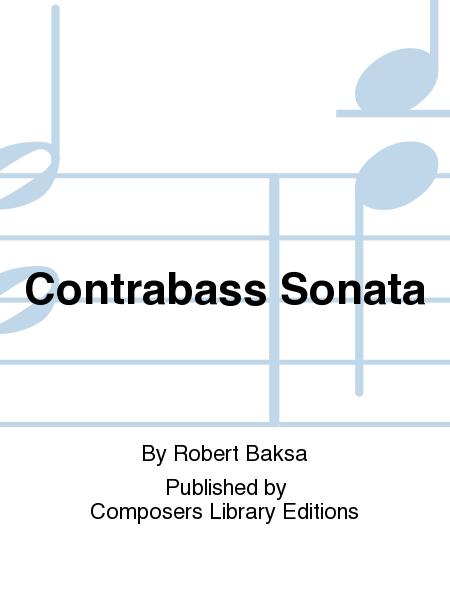 Contrabass Sonata