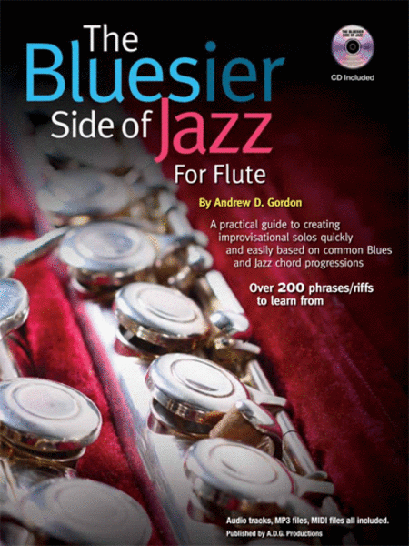 The Bluesier Side Of Jazz for Flute